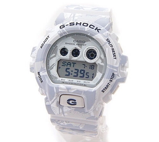 jNSl Casio卡西歐G SHOCK迷彩系列大手錶GD-X6900MC-7 雲林縣