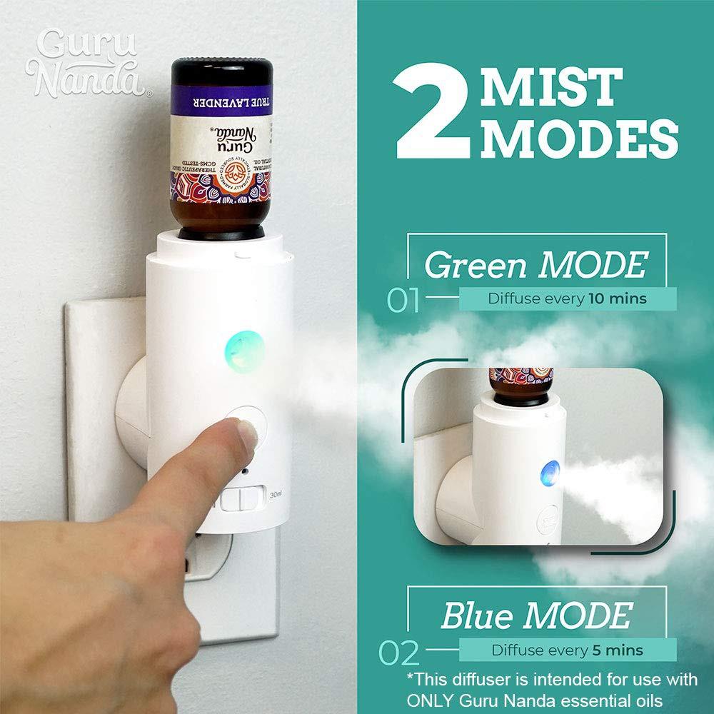 【現貨】Guru Nanda 精油 自動 噴霧器單賣區 香氛器2.0