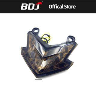 BDJ摩托車改裝後尾燈剎車燈轉向燈LED尾燈川崎Z800 ZX-6R Z125 2013 2014 2015