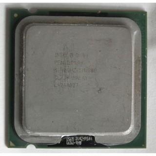 pentium ht 4 550 3.4ghz cpu intel lga775 3.4g 1m 800 mhz外頻p4 金門縣