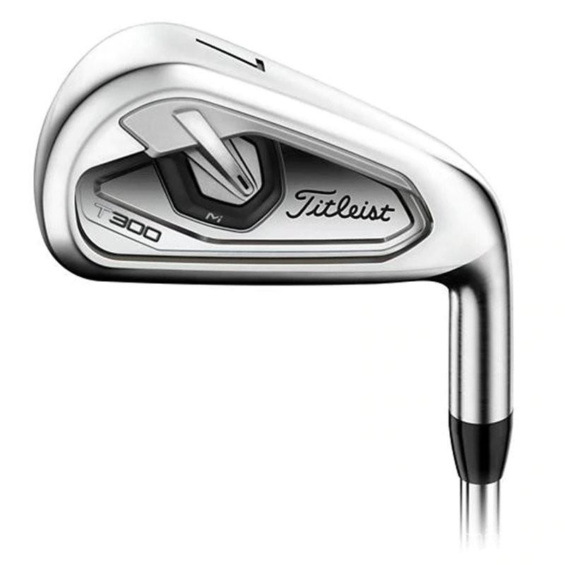 Titleist高爾夫球桿男士鐵桿全新T300高容錯遠距離鐵桿Golf鐵桿 bWNy