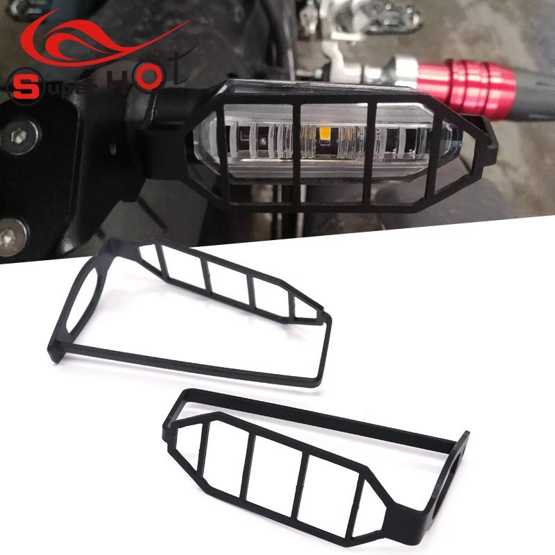【機車改裝】適用本田CBR500R CB500X CB500F 19-21年改裝前後轉向燈保護罩殼