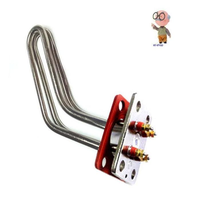 《 阿如柑仔店 》4KW / 6kw 彎管型 電熱管 加熱棒 橫掛式 電熱水器專用 適用各廠牌 和成、鴻茂、 鑫司、全鑫