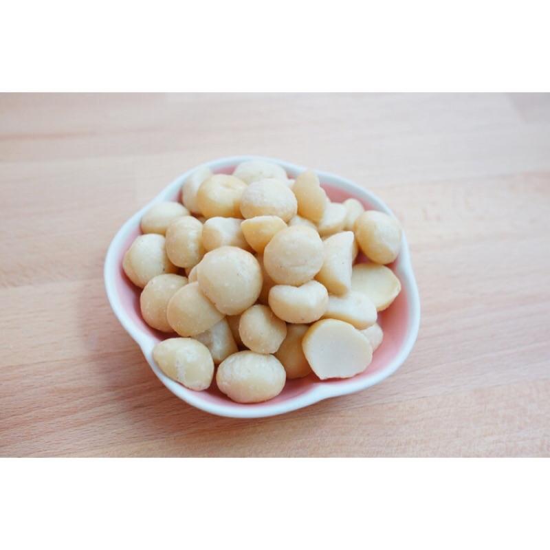 🌰生夏威夷豆(半粒)澳洲3L&4L(600g)亦有整箱報價與販售
