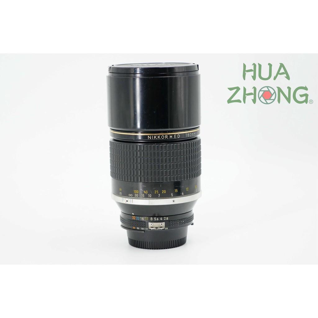 中古 Nikon AIS 180mm F2.8 ED 人像美鏡(200f4 135f2.8  FM2 F5)#00106
