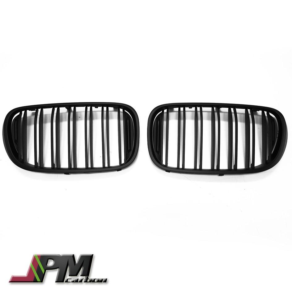 全新 BMW G11 G12 7系列 M LOOK 霧黑色 Grille 水箱罩 大鼻頭 水箱護罩