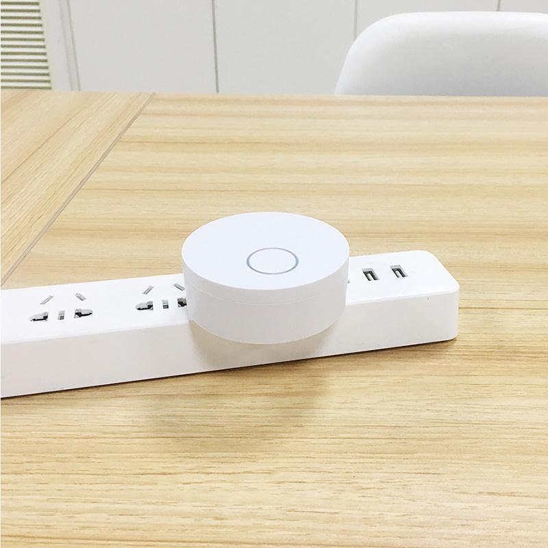 linptech自發電無線門鈴智能遙控鈴家用不用電