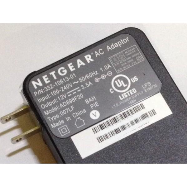 NETGEAR 12V 變壓器 R7000  R7500 R7800 ORBI 對應 支援國際電壓100~240V