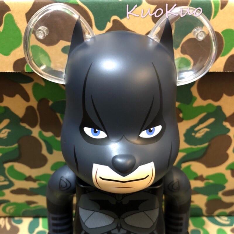 BE@RBRICK 黑暗騎士蝙蝠俠 Batman 400%