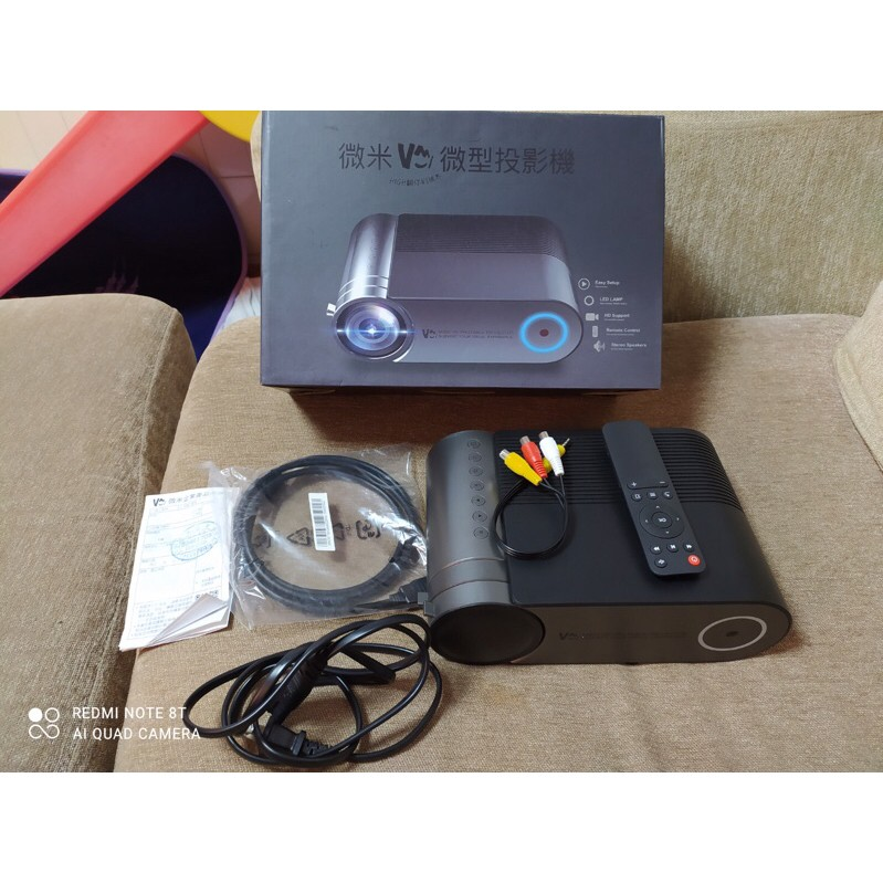 VMI 微米m400投影機 二手/9成新《限定買家下標》