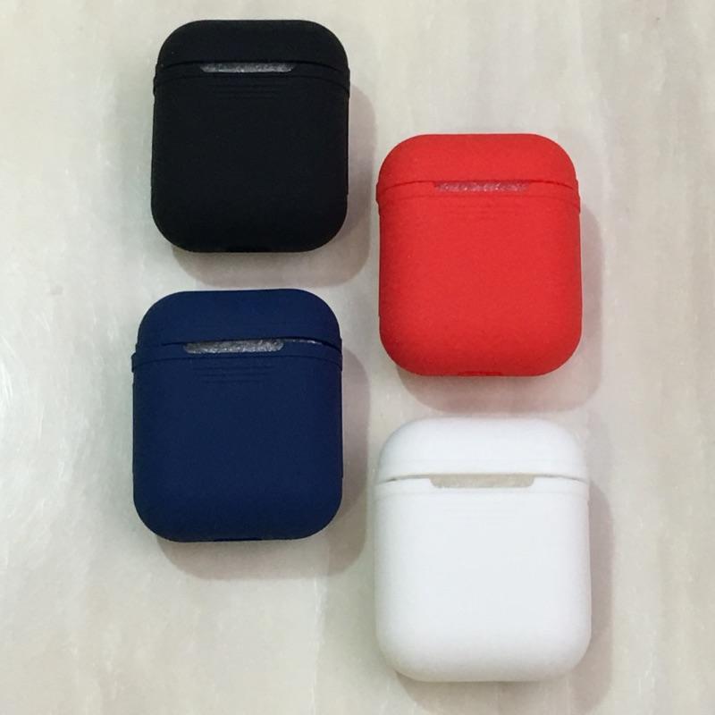 (全新) Airpods 素色 耳機保護套 一代/二代 通用