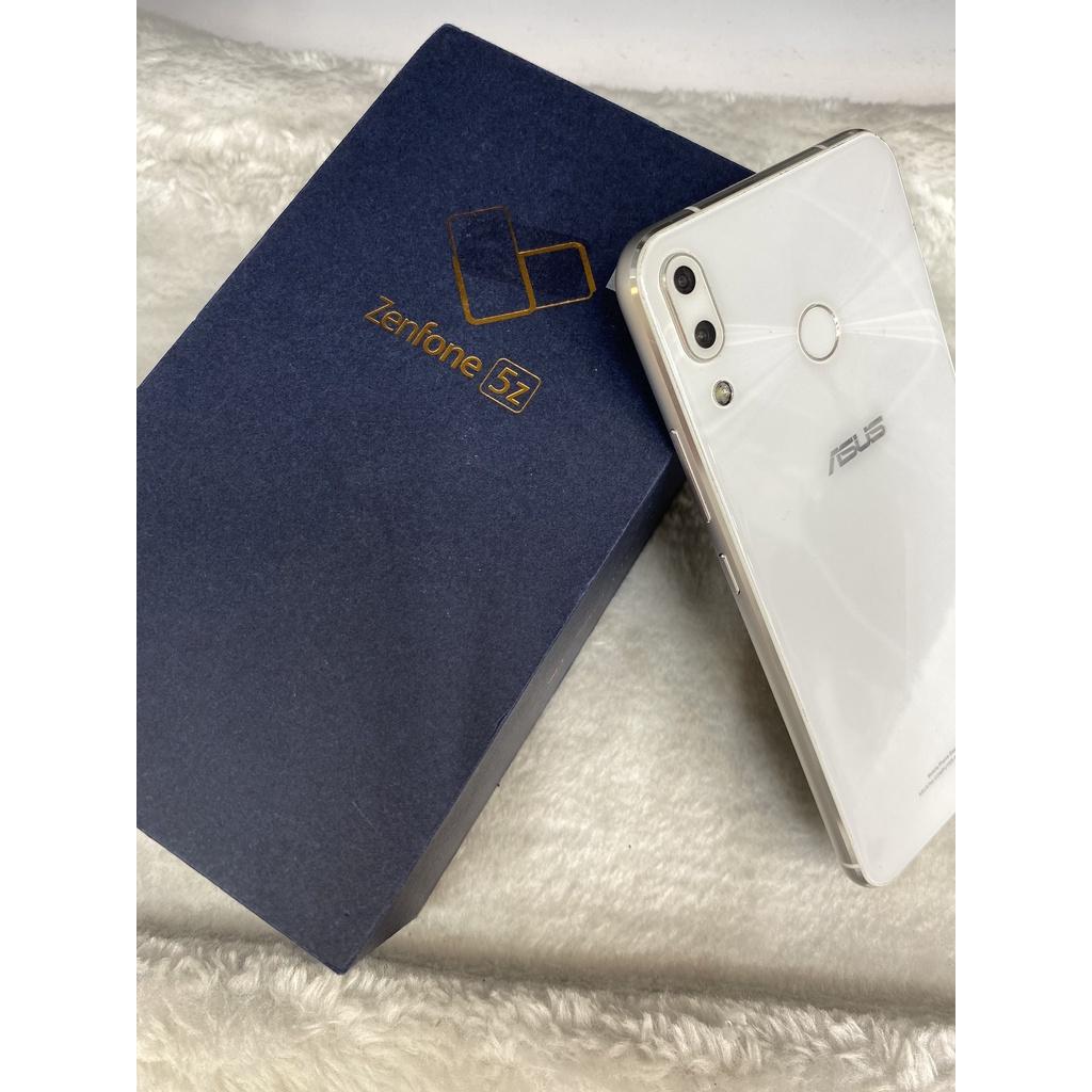 中古 二手 ASUS 華碩 Zenfone 5Z (ZS620KL) 白 128G 中古機 二手機 #346