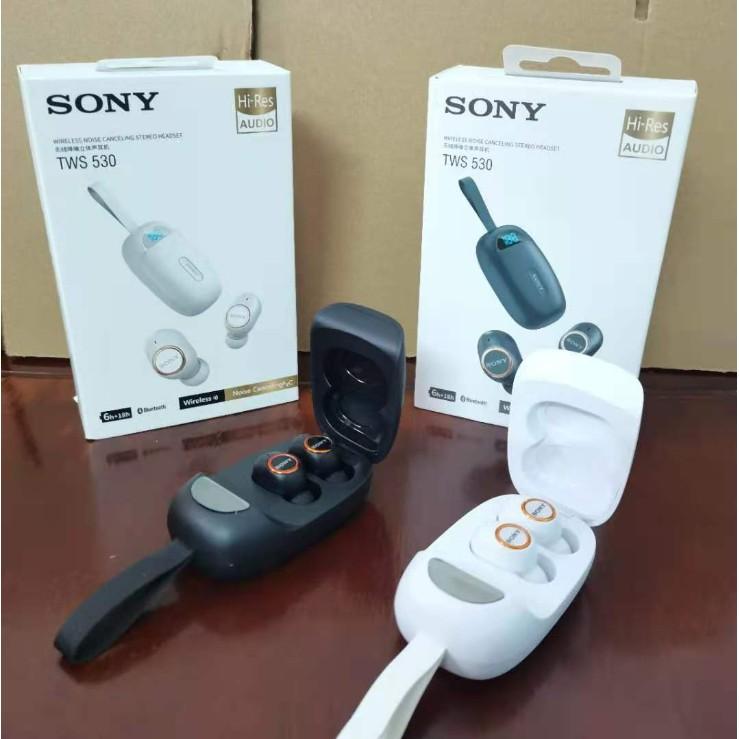 【臺灣下殺價】SONY/ 索尼 TWS530 無線 降噪藍牙耳機 男女立體聲 小巧適用雙耳耳麥