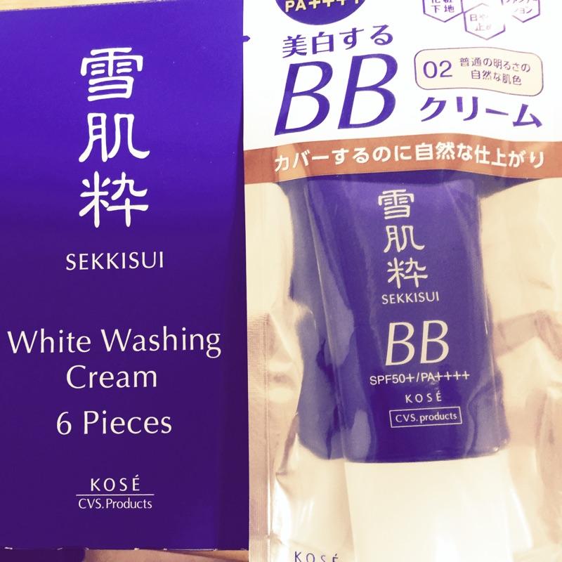 📢雪肌粹BB霜(ㄧ般肌),全新品上市👍