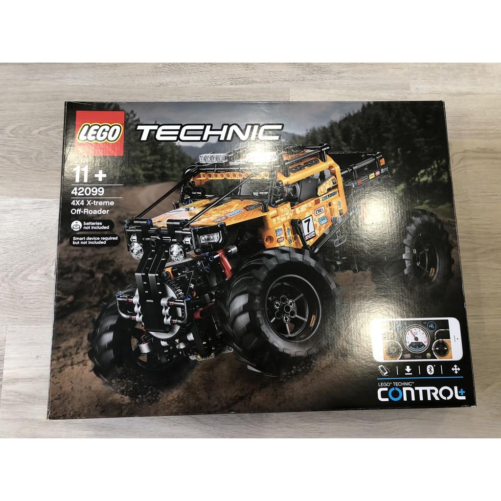 (自賣)樂高LEGO 科技系列 - LT42099 RC X-treme 遙控越野車/現貨