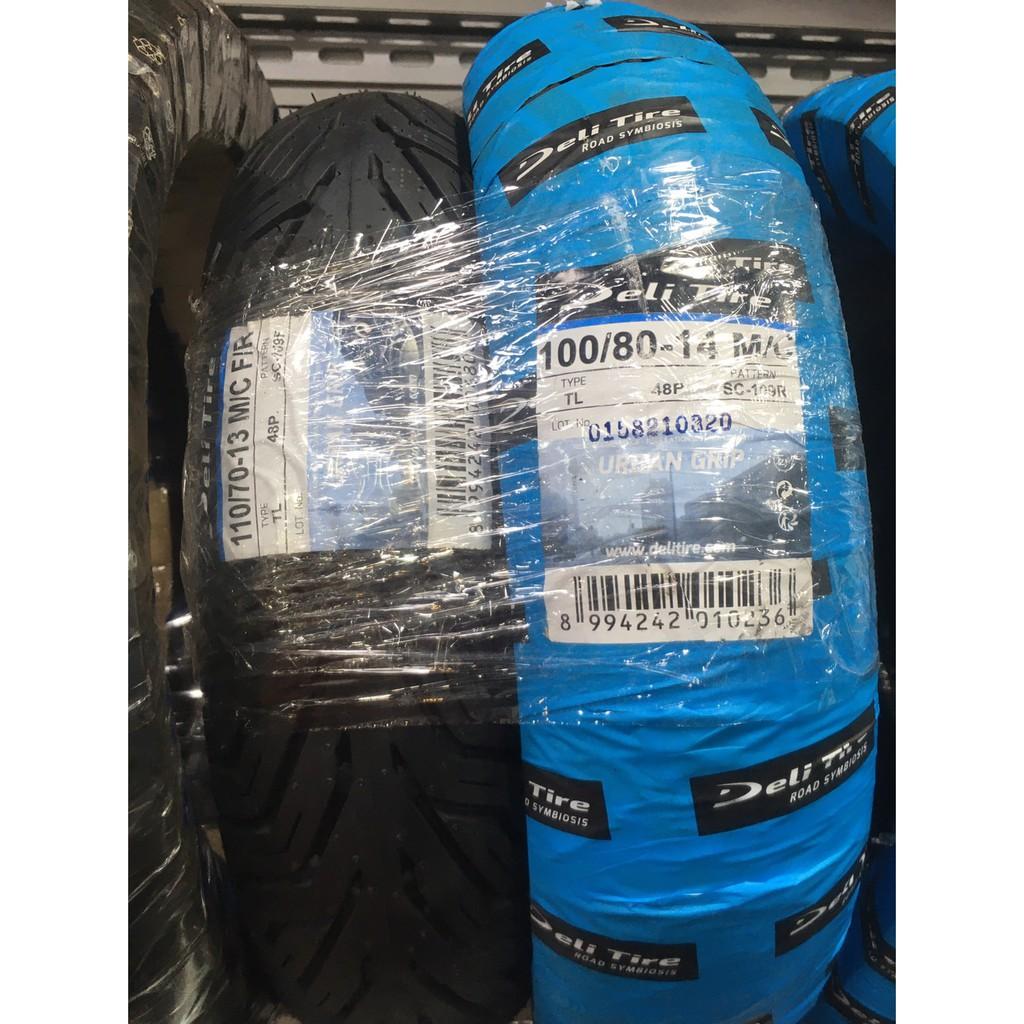 【東鵬輪胎】(現貨)DeilTire達利輪胎SC109奔馳(100/80-14)(110/70-13)Gogoro專用胎