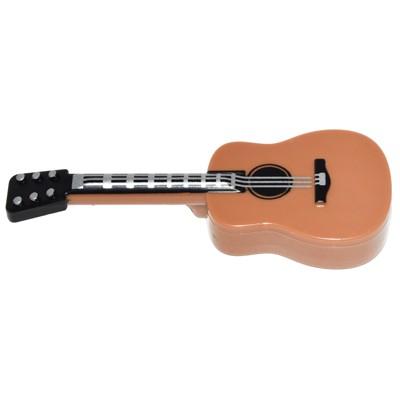 LEGO 樂高 牛奶糖色 吉他 印刷 六人行 25975pb01 21319