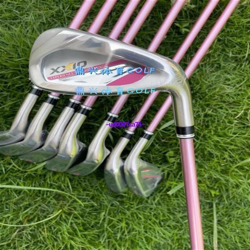 新款上新 XX10 高爾夫球桿xxio MP1100女士高爾夫 女鐵桿組碳素桿-ud0007ca75