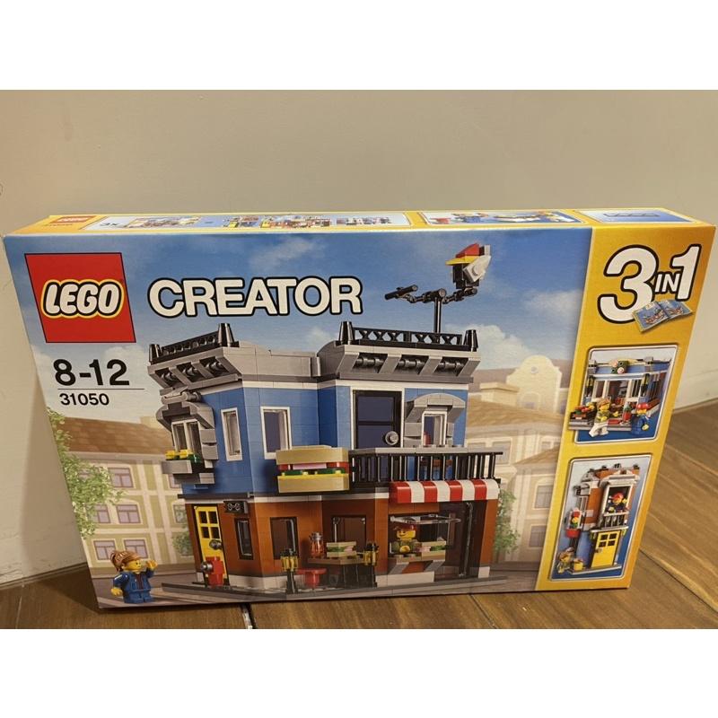 樂高 Lego 31050 轉角商店