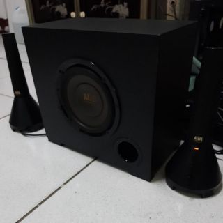 ALTEC含原廠外箱 (保固2個月)電腦音響 奧特 蘭星 VS4621 ALTEC LANDING 2.1聲道 高雄市