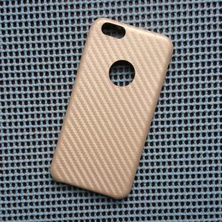 Dapad (二手) Apple iPhone 6(s)+碳纖維背蓋(香檳金)
