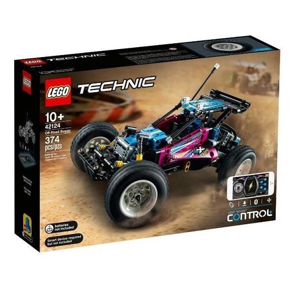 樂高 LEGO 42124樂高 Technic系列 越野車