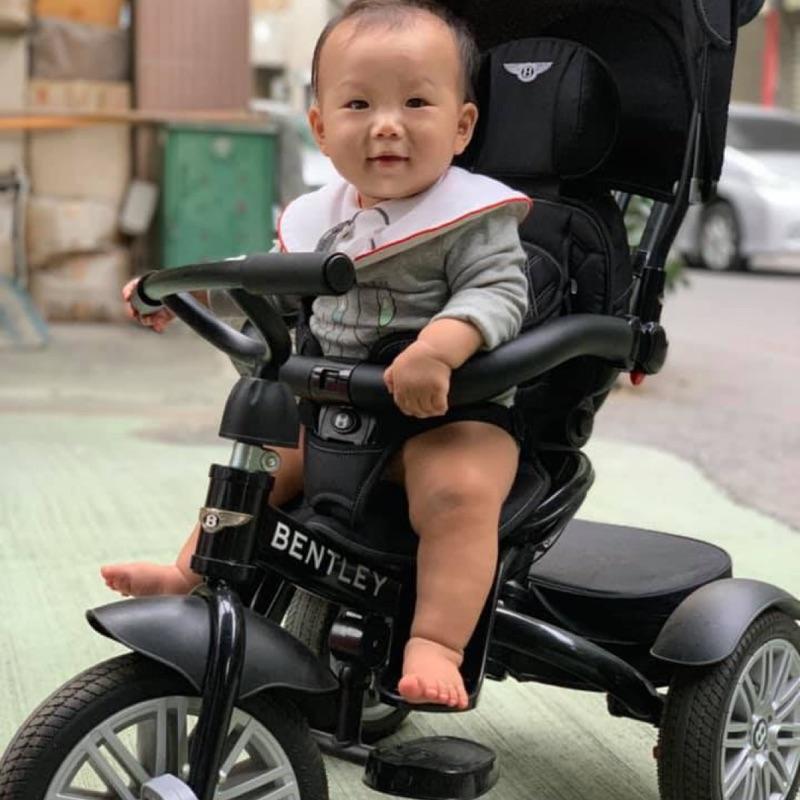 賓利 三輪車 兒童推車