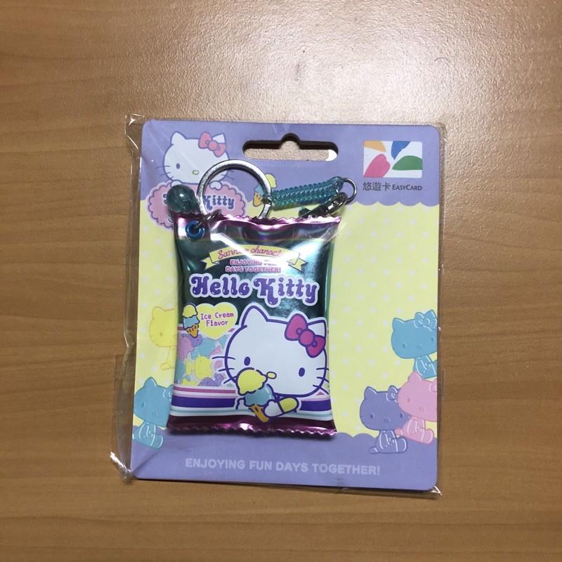 (現貨)Hello kitty 3D造型 軟糖造型悠遊卡