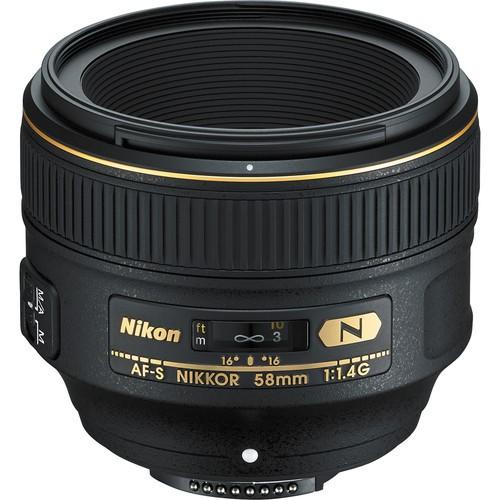【柯達行】Nikon AF-S 58mm f/1.4G👉免運💳