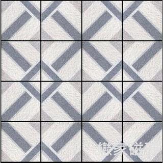 《戀家磁磚工作室》30*30復古重複拼花 柔美色調 國產  浴室地壁磚 廚房地磚 新北市