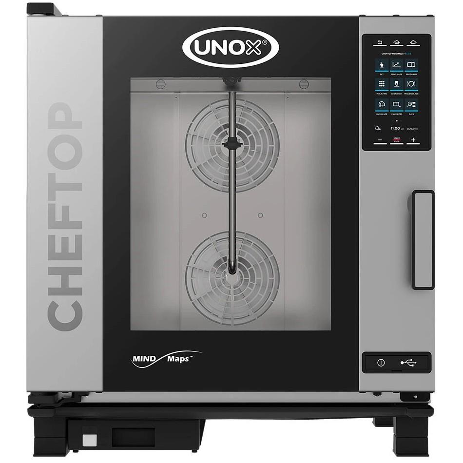 UNOX 義大利 頂級 CHEFTOP MIND.Maps Plus XEVC-0711-EPR 萬能蒸烤箱