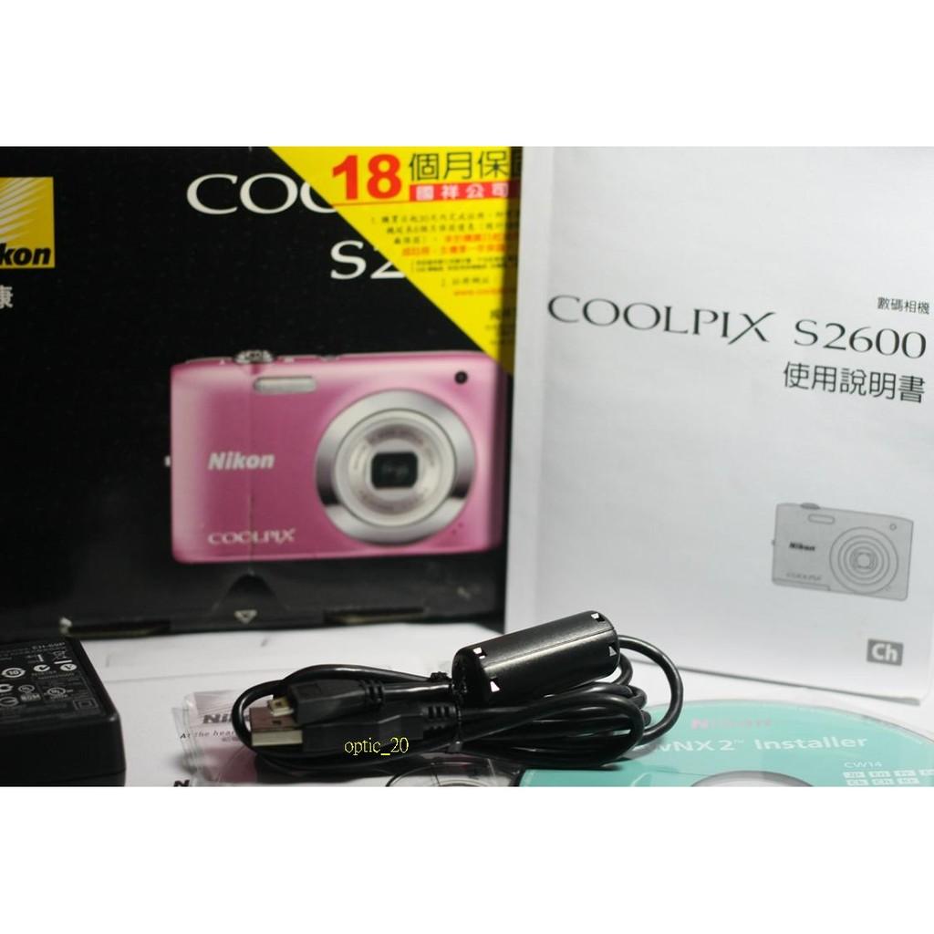 NIKON USB 充電 傳輸線 COOLPIX 4300 S9700 S810c S2900 S9400 A1000