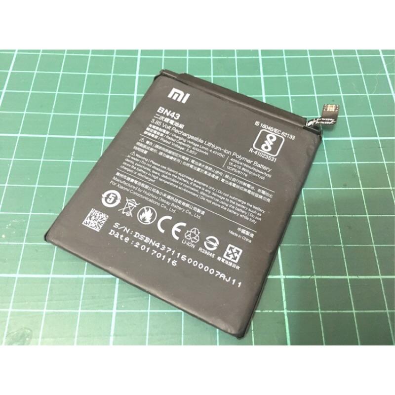 現貨不必等 Redmi 紅米 Note 4X 內建 BN43 鋰電池 電池 零件 蓄電力衰退