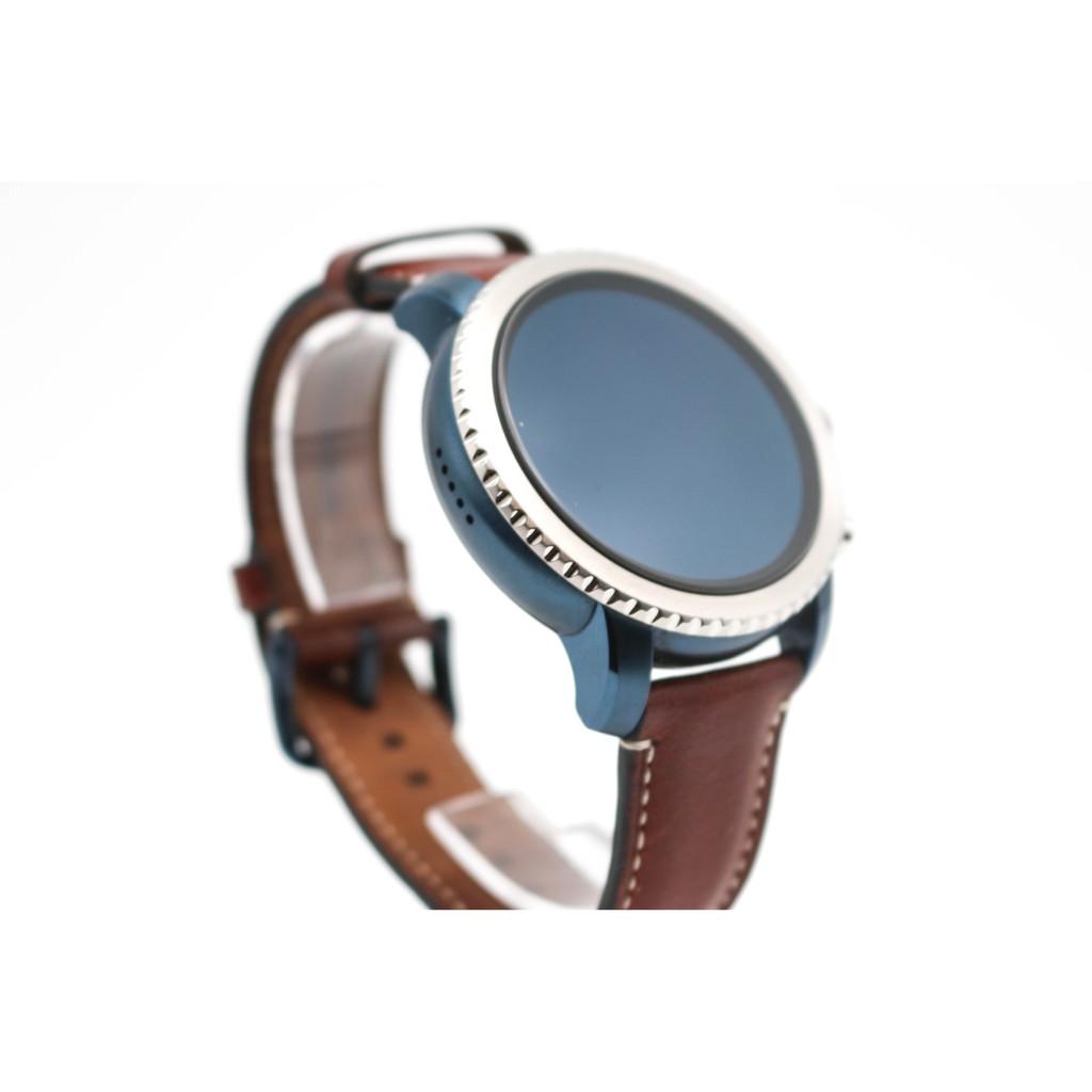 【青蘋果3C】FOSSIL Q Explorist 觸控式智慧手錶咖啡44mm FTW4004 二手手錶#36082