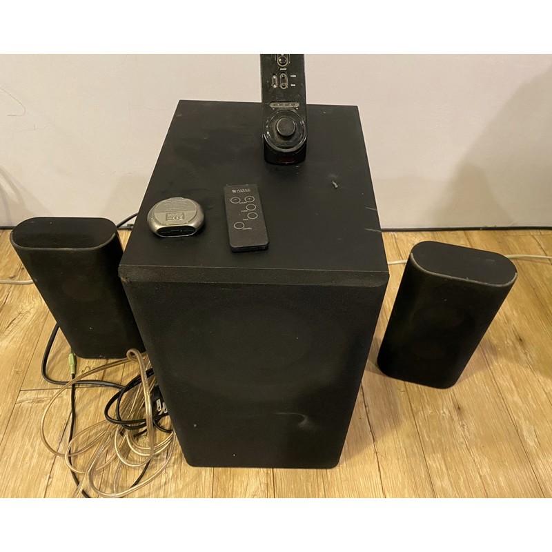 ALTEC MX5021 2.1聲道喇叭 附藍芽發射器
