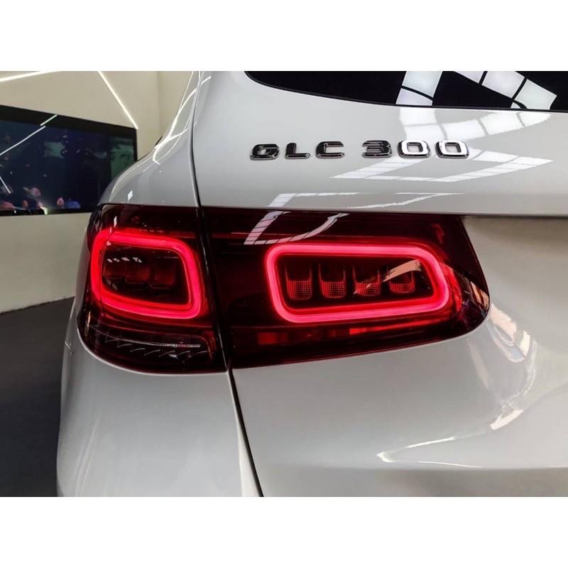 🤩2020款 GLC300新式微笑尾燈 BENZ
