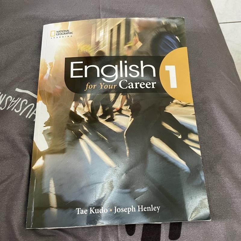 英語會話 English for your Career