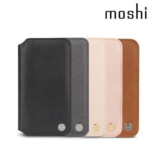 moshi Overture iPhone XR XS X 側開卡夾型保護套 防摔 手機殼 保護殼 防摔殼