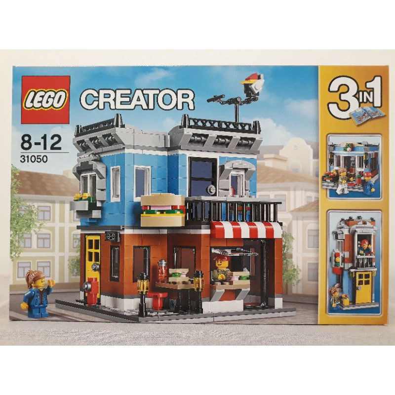 LEGO 31050 Creator 轉角餐廳