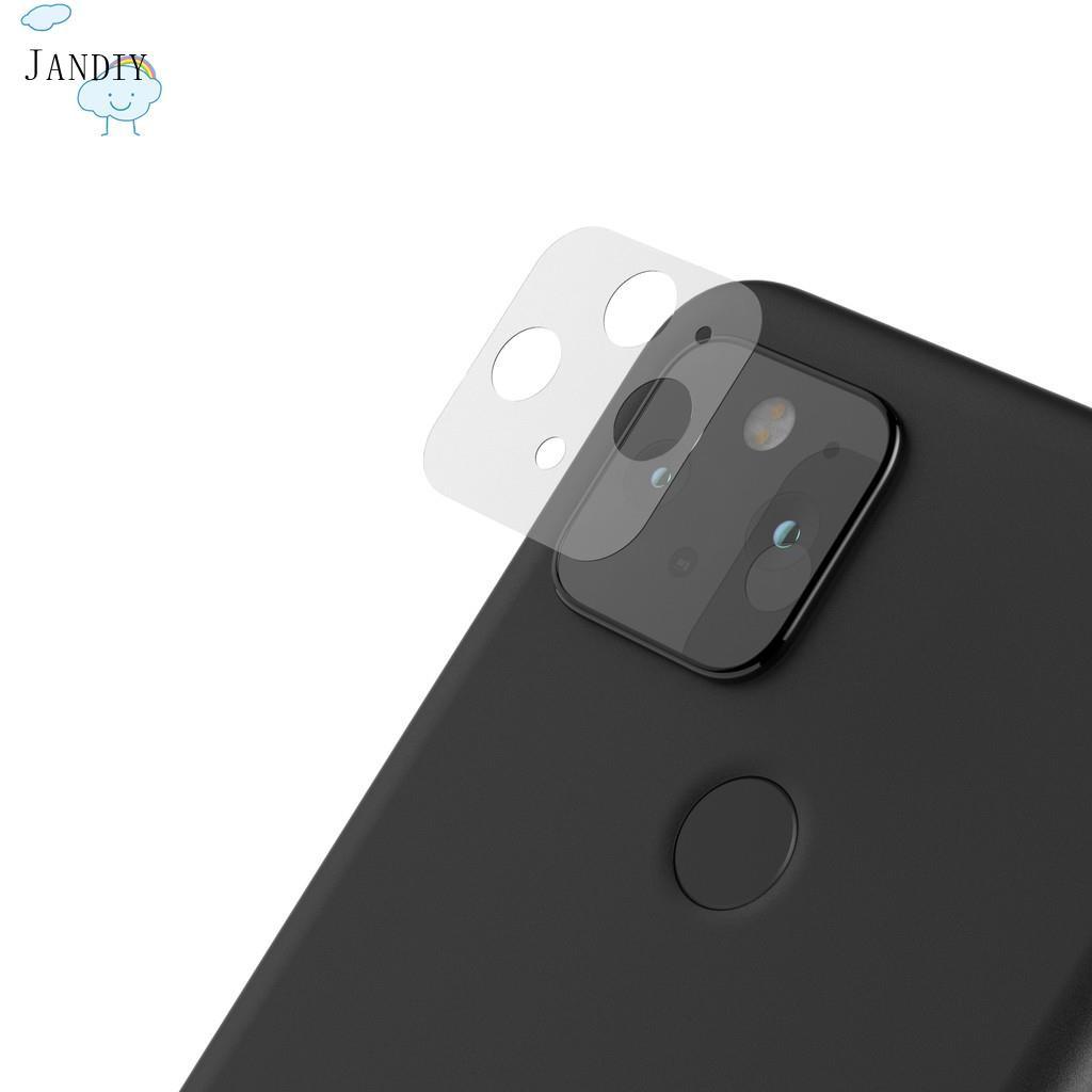 適用 Google Pixel 5 耐衝擊鏡頭座貼 (2片/組){JANDIY}