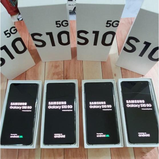 Samsung Galaxy三星S10 5G 型號G977U 規格6.7吋 8G/256G 原廠全新正品