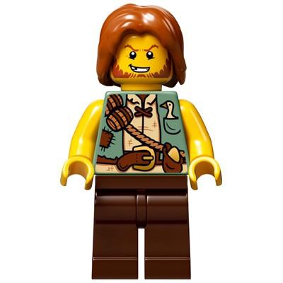 木木玩具 樂高 lego 21315 獵人