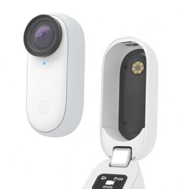 運動相機📷【旗艦店現貨】Insta360 GO 2 拇指防行車記錄機 迷你相機 隨身 便携 防抖 防水 VLOG 4K