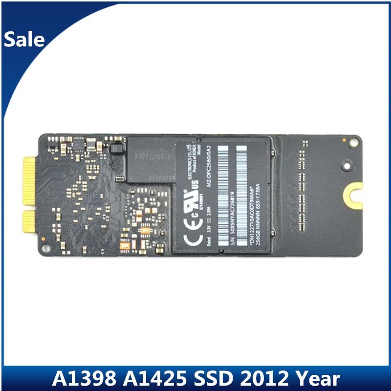 """適用於 Macbook Pro Retina 15.4 """"128Gb 256gb 512gb 768gb Ssd 201"""
