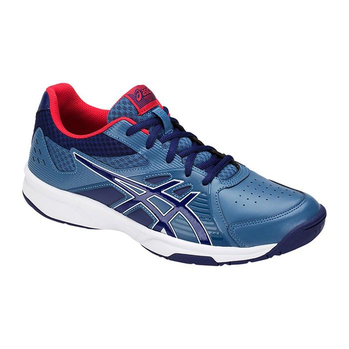 ASICS 18FW 入門款 男網球鞋 COURT SLIDE系列 1041A037-400 贈運動襪