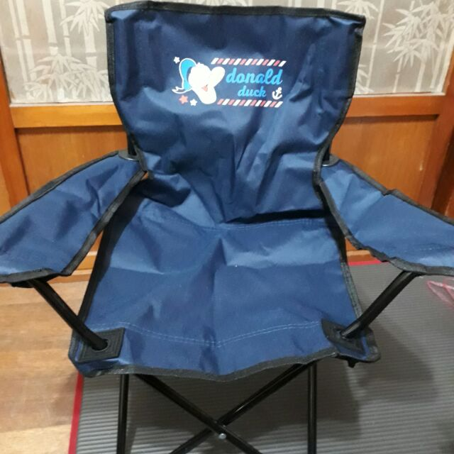 日貨 迪士尼 米奇 唐老鴨 露營椅 折疊椅
