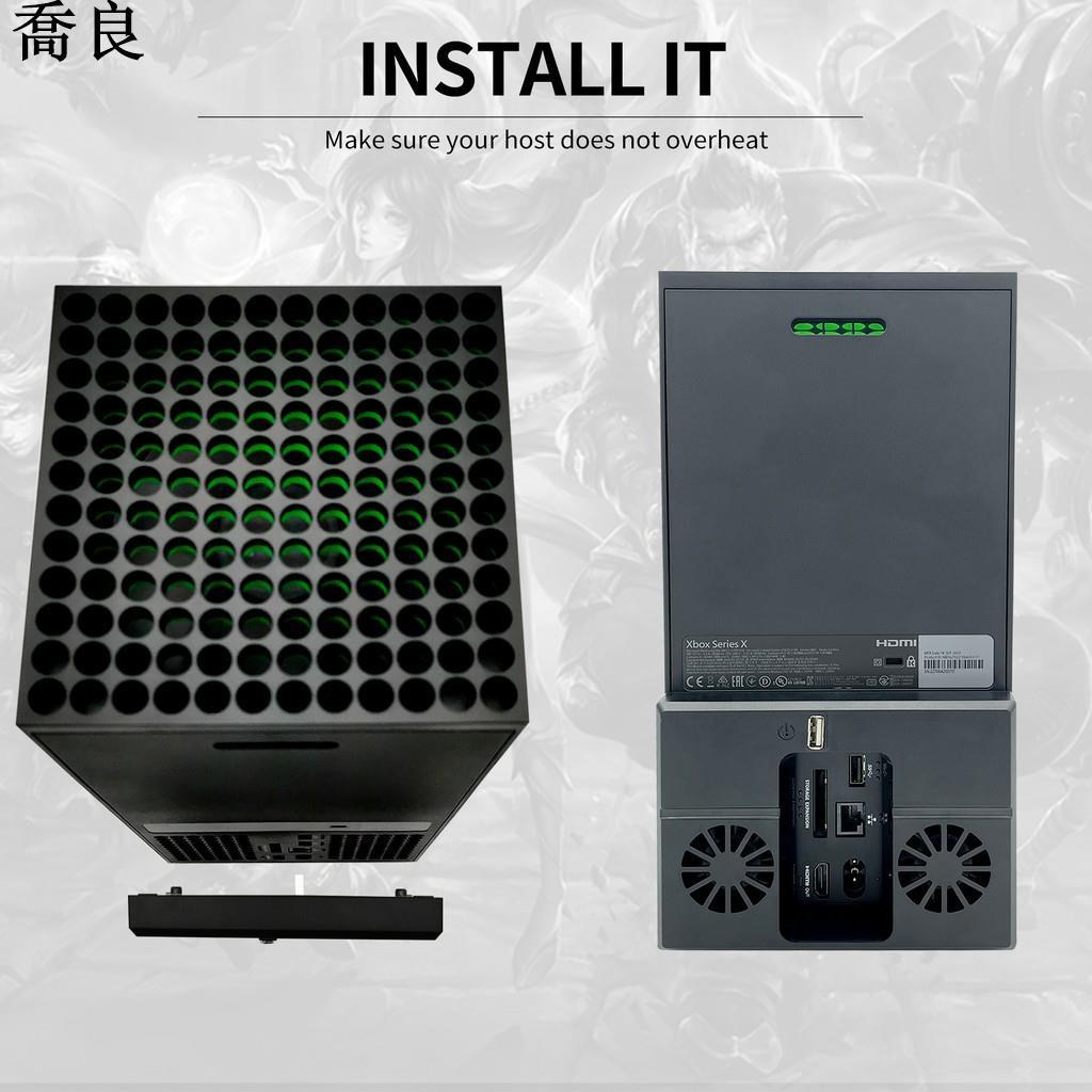[現貨]Xbox Series X遊戲主機後置風扇 散熱風扇 xbox series x配件新品喬良的小賣鋪