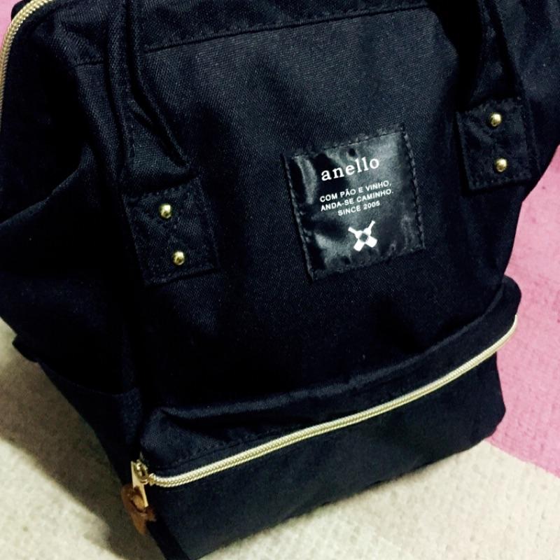 anello 黑色後背包 (小尺寸)百貨公司正貨