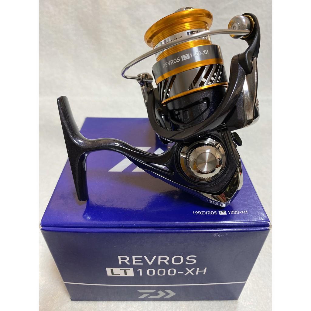 🔥【平昇釣具】🔥DAIWA 19年新款 REVROS LT 1000-6000型 紡車式捲線器 全系列 全新 現貨