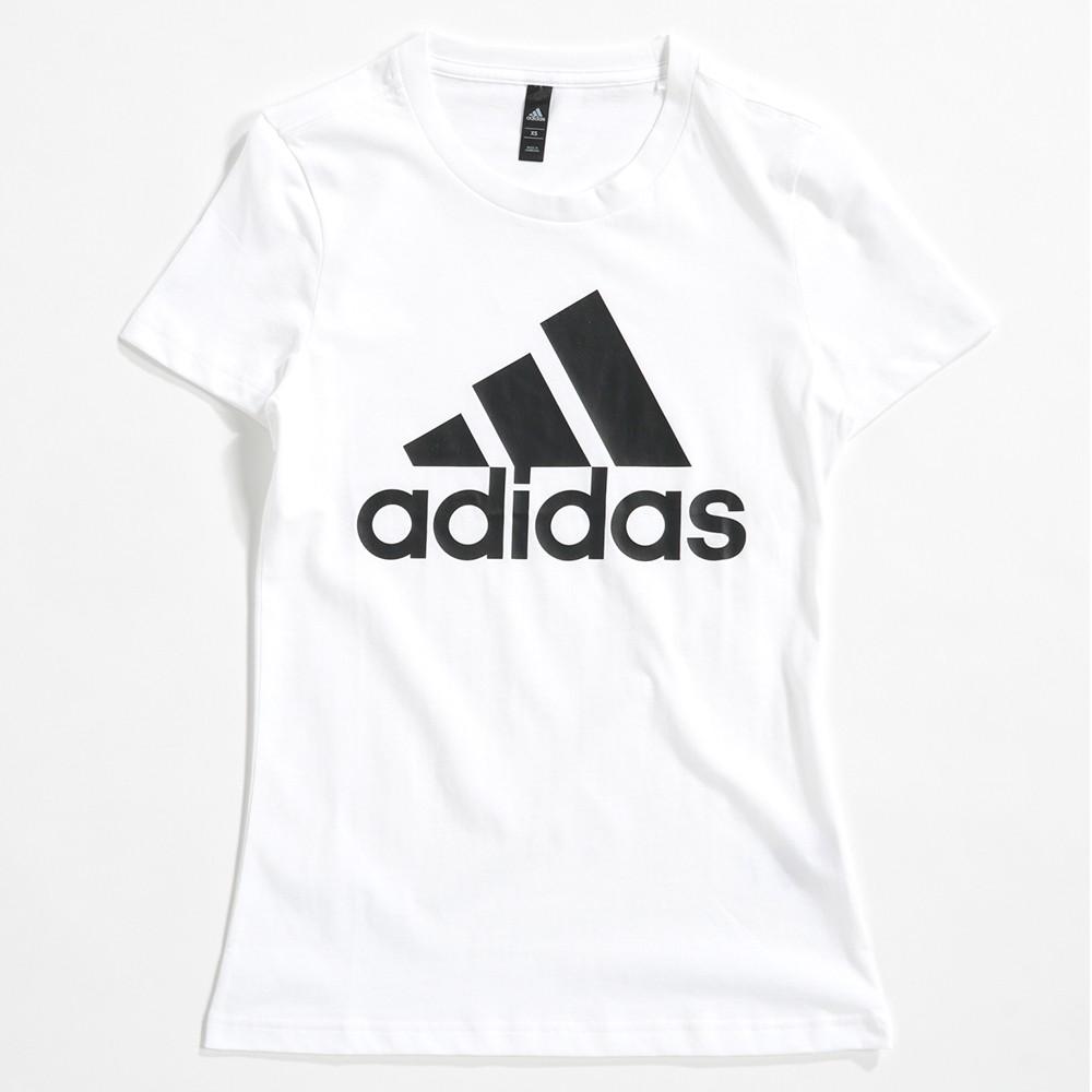 ADIDAS W BOS CO TEE 女款 運動 休閒 短袖上衣 T恤 FQ3238